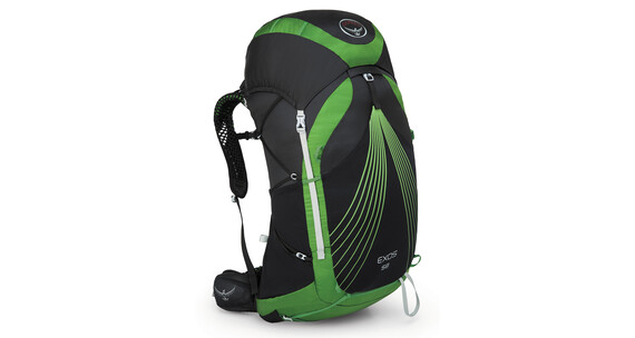 Osprey Exos 58 Backpack L Basalt Black